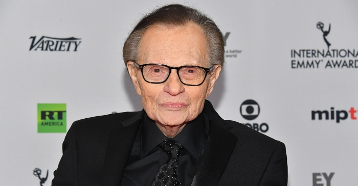 TV legend Larry King joins the growing list of celebrities with major scandals