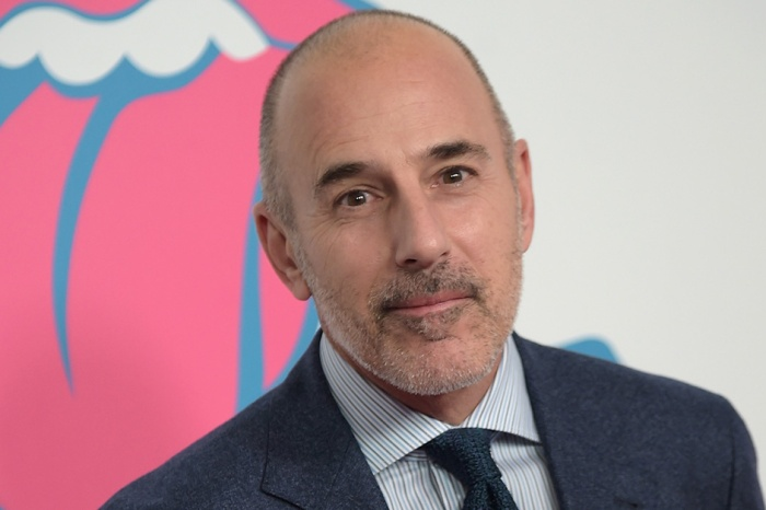 Someone just confirmed that Matt Lauer did have a bag of sex toys in his office closet