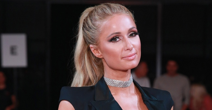 Paris Hilton just built a nightclub inside of her house, because of course she did