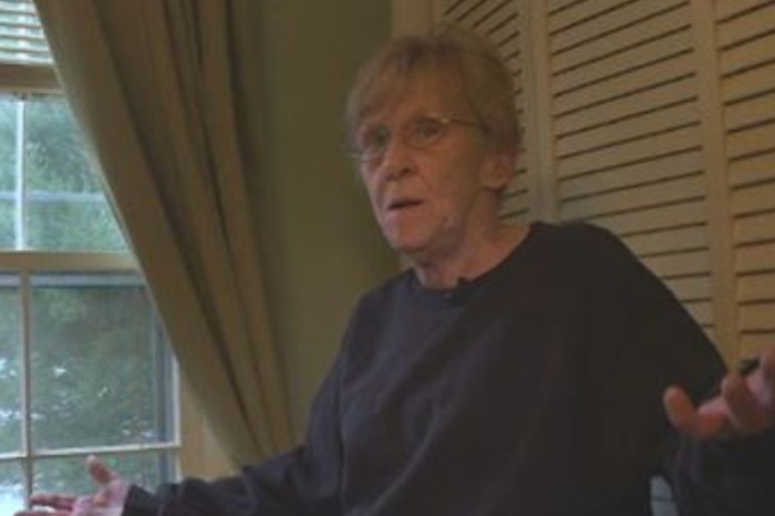 A West Virginia granny packing heat stopped a Christmas Eve intruder with 4 badass words