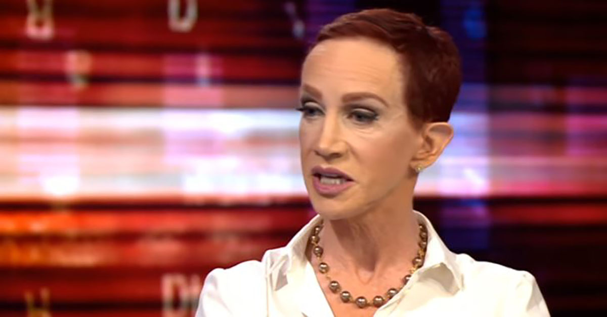 Kathy Griffin just did a complete 180 on her apology for the mock beheading, and went a step further