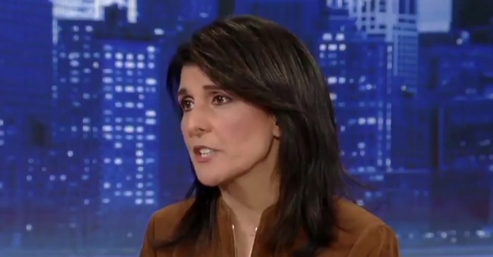 Nikki Haley drops a bombshell about Americans at the upcoming Winter Olympics