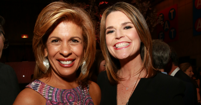 Working moms Hoda Kotb and Savannah Guthrie reveal how they balance their families and busy careers