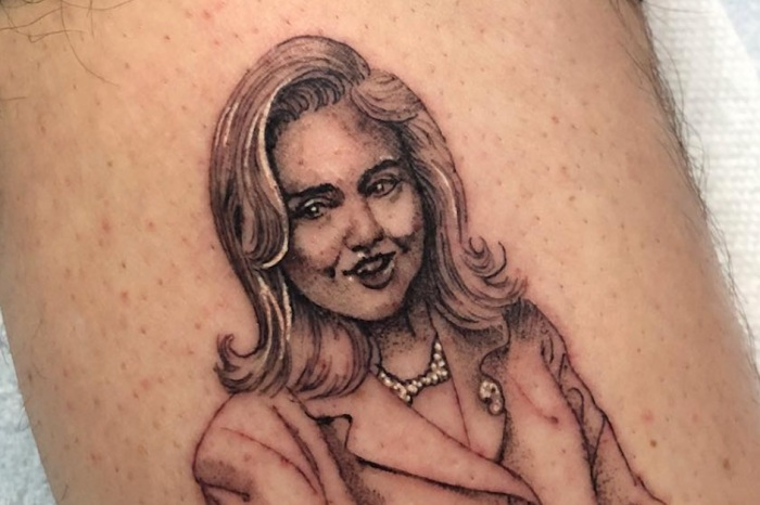 """SNL"" cast member's Hillary Clinton tattoo is the most ridiculous election reaction we've seen yet"