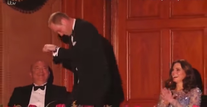 Prince William had Kate in stitches with his excellent horse impersonation, and TV cameras captured the whole thing