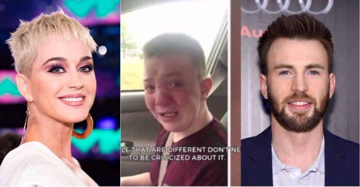 Stars rallied around bullied teen Keaton Jones after his emotional video went viral