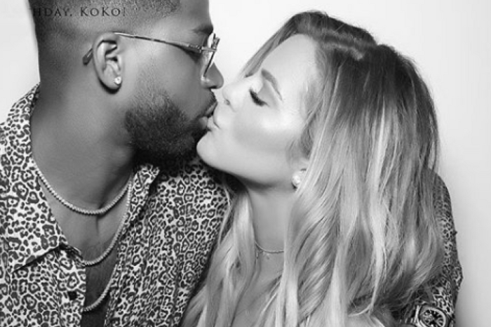 "Khloe Kardashian's boyfriend gives her touching gift after the heartbreaking loss of her ""first child"""