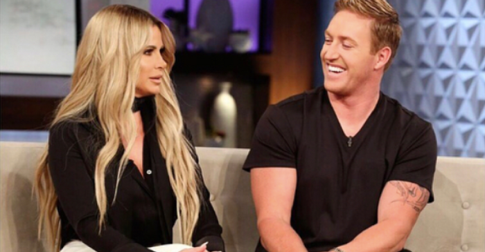 Kim Zolciak-Biermann gushes over the man she never thought she'd marry in her advice for the new year