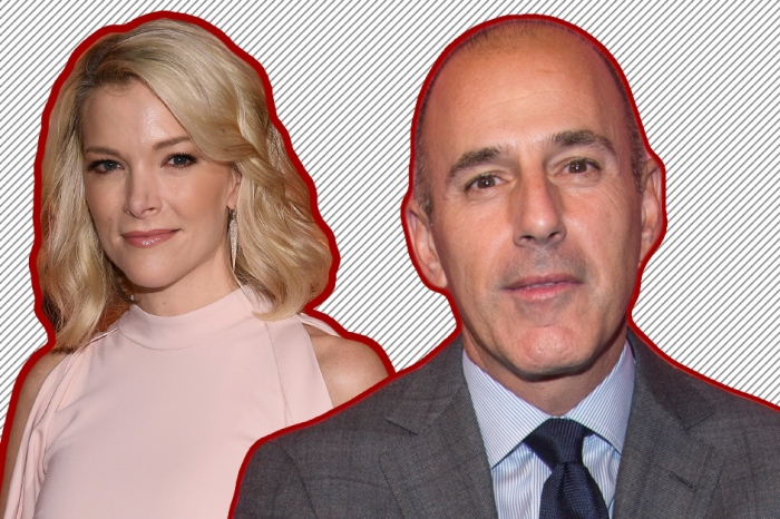 "Does Megyn Kelly want Matt Lauer's ""TODAY"" gig?"