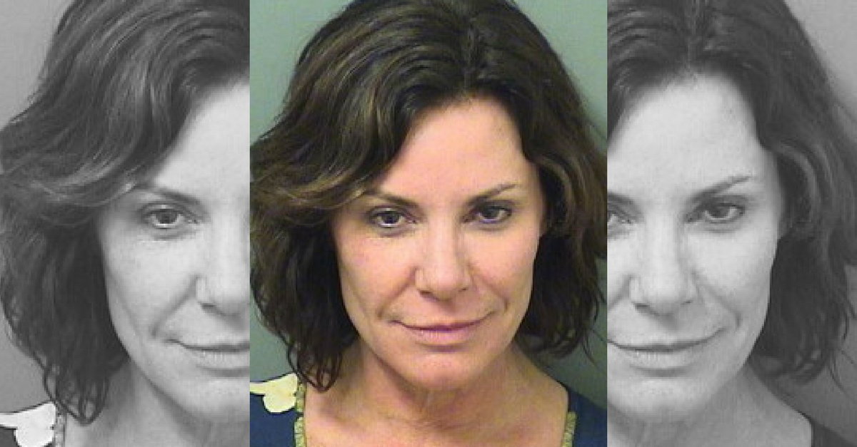 Days after drunkenly assaulting a cop, RHONY's Luann de Lesseps is getting help