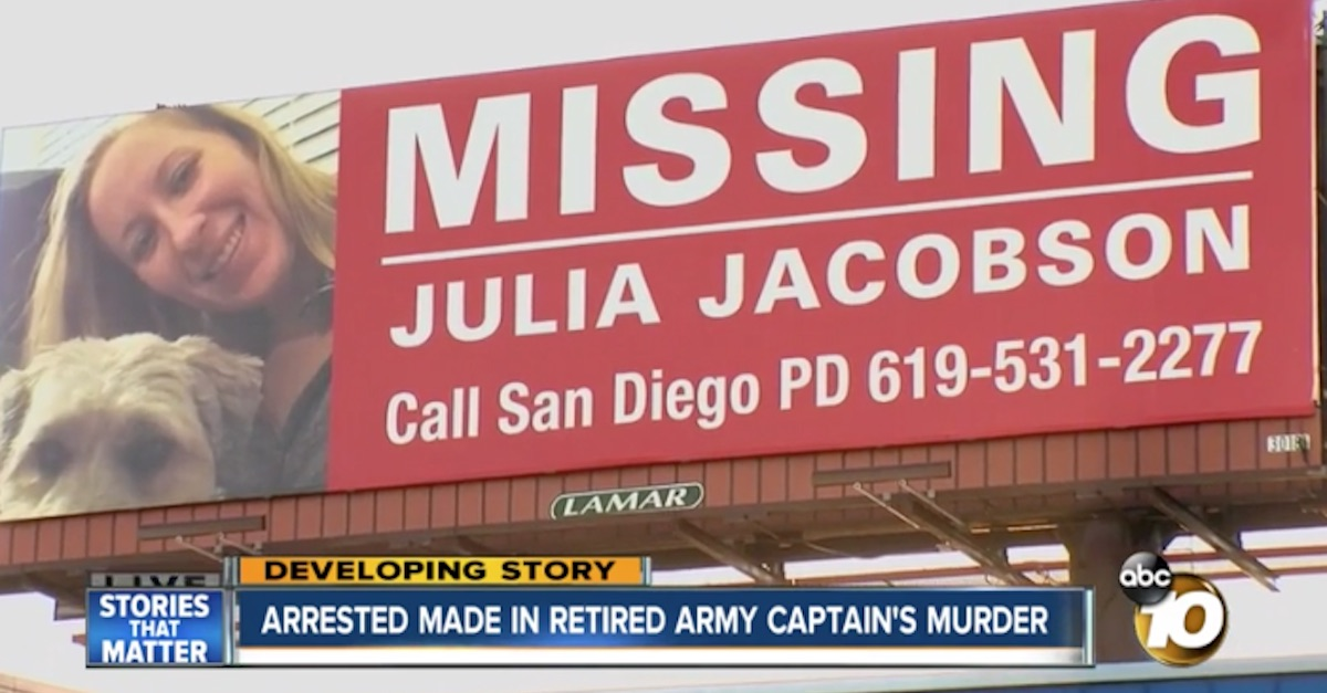 The search for a retired Army captain missing since Labor Day has come to the saddest conclusion