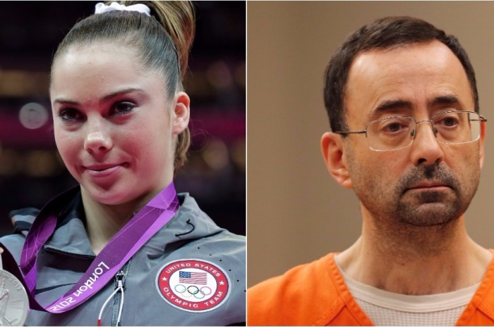 McKayla Maroney details her account of sexual abuse in a powerful letter ahead of Larry Nassar's sentencing