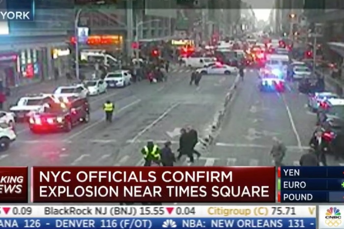 Worrying reports of an explosion in a major New York City metro hub — here's what we know