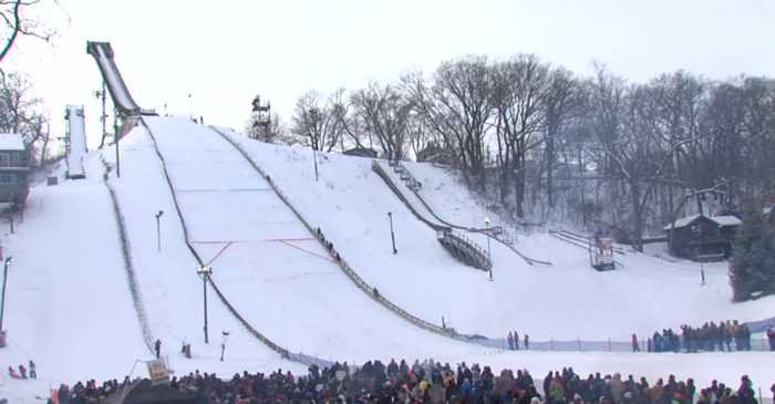 This suburban ski jump was bought for $1, and now it could be sending its members to the Olympics