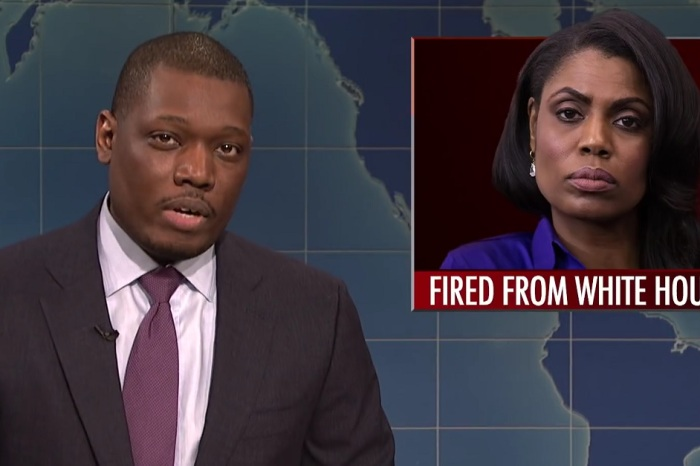 """Saturday Night Live"" had lots to say about the latest White House staff departure"