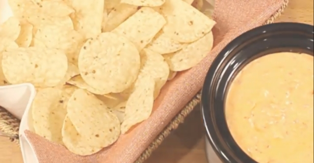 Pimento cheese queso is a thing and it's just as delicious as it sounds