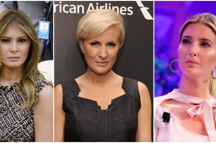 "A ""Morning Joe"" host attacked Melania and Ivanka Trump in a raging monologue"