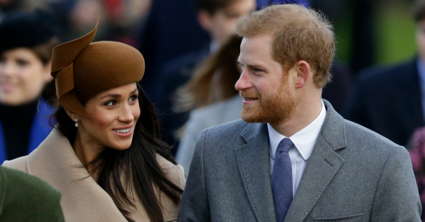 Weeks before heading to the altar, Prince Harry and Meghan Markle are already thinking about the next step