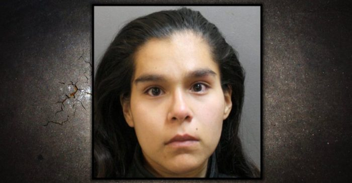 Police say a Baytown woman posed as her ex to send threats leading to his fraudulent arrest