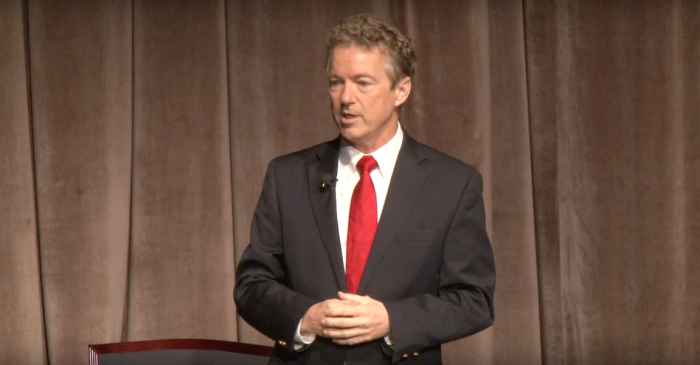 Republican Rand Paul and Democrat Ron Wyden take on the mass surveillance state