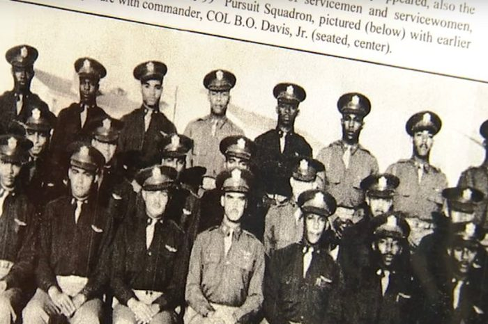100 years later, the descendent of these African American soldiers are still looking for justice