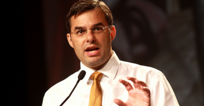 Rep. Justin Amash wants to make sure warrantless spying on citizens isn't snuck through Congress before Christmas