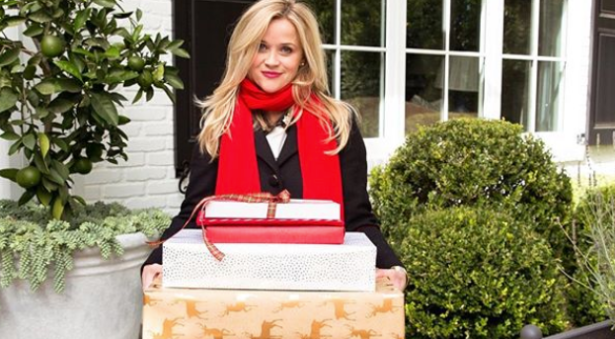 Reese Witherspoon shares her favorite picks for this year's Wreath Witherspoon