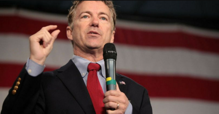 Rand Paul wants to stop Congress from exceeding budget caps