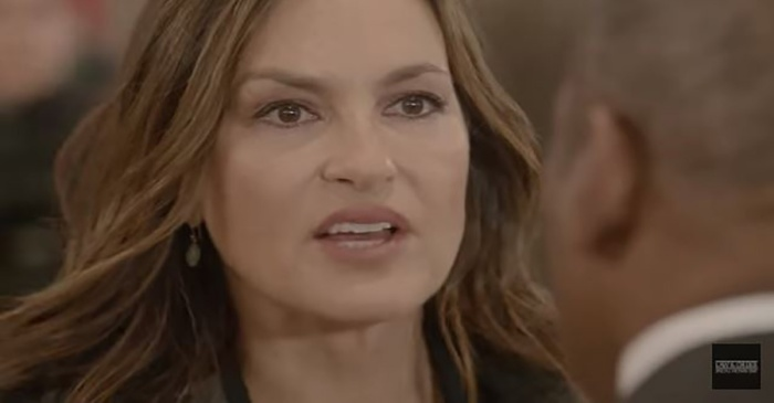 """Law & Order: SVU"" returns in just a week, and it looks like Benson will be out for blood"