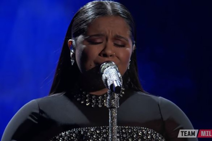 """The Voice"" Contestant's Gorgeous Rendition of ""Amazing Grace"" Will Have You Cheering on Your Feet"