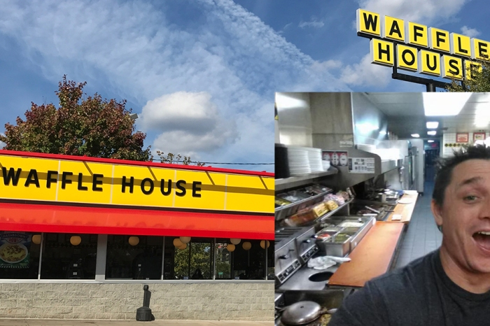 Waffle House customer finds staff sleeping, fulfills dreams and does what we all would do