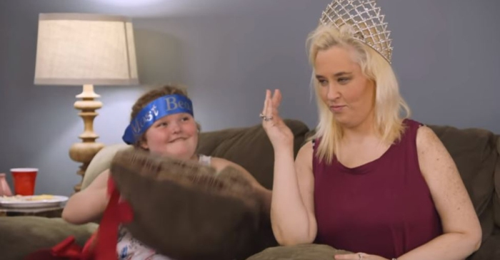 "Honey Boo Boo is turning the tables on Mama June in the upcoming season of ""Mama June: From Not To Hot"""
