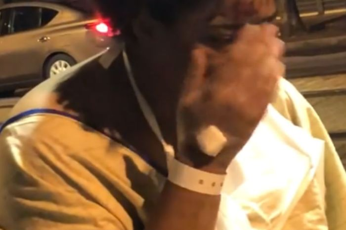 A hospital responds after its disturbing treatment of a patient went viral
