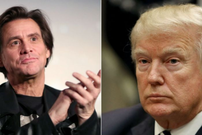 "Jim Carrey thinks the Hawaiian false missile alarm has ""psychic"" implications about President Trump"