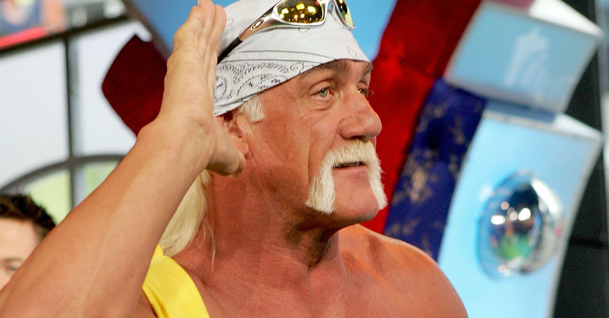 "Hulk Hogan knows he ""would win"" in a run for Senate, but don't get excited just yet"