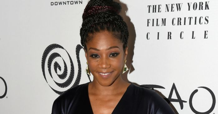 Tiffany Haddish just responded to backlash over Oscar nomination flubs