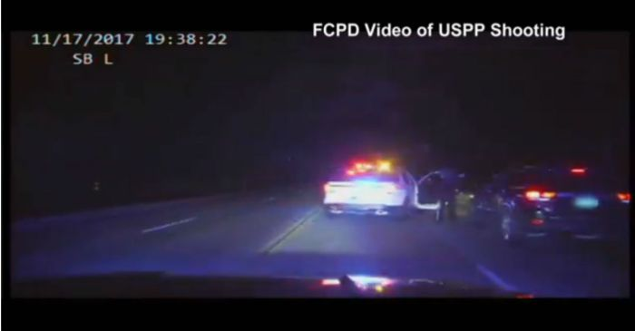 "A police department takes a ""bold"" step by releasing footage of another agency's fatal shooting of a driver"