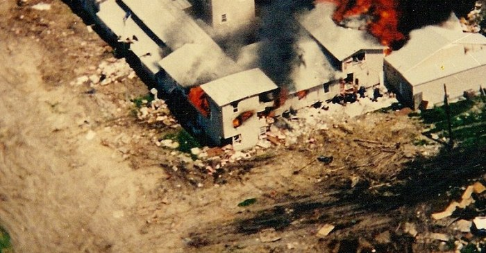 A new miniseries based on the infamous Waco siege will air near the end of January