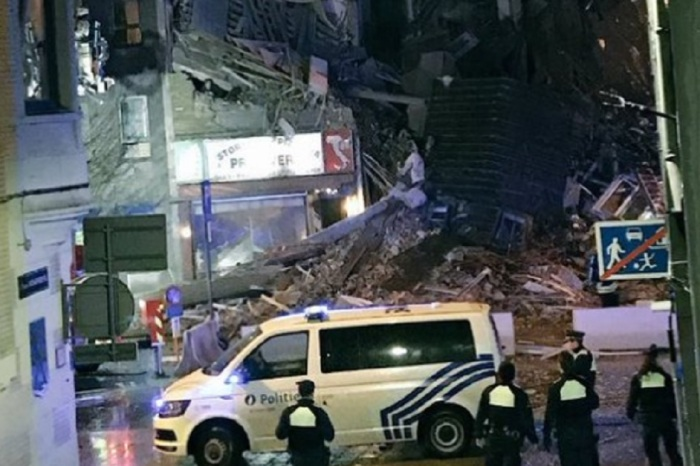 "An explosion like a ""huge bomb"" has leveled buildings in Belgium — here's what we know"