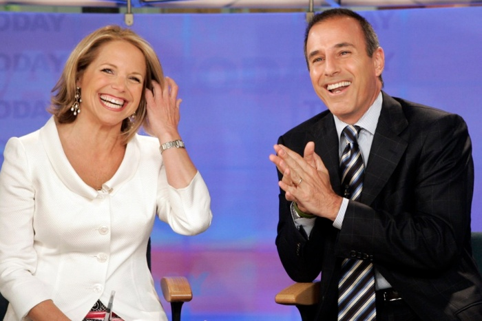 "Katie Couric speaks out about Matt Lauer's ""Today"" show exit: ""This was not the Matt we knew"""