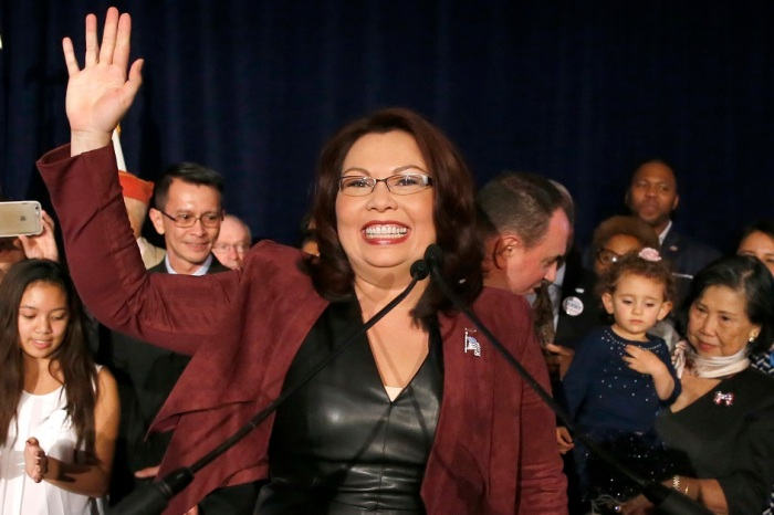 Tammy Duckworth is about to be the only US Senator to ever achieve this accomplishment