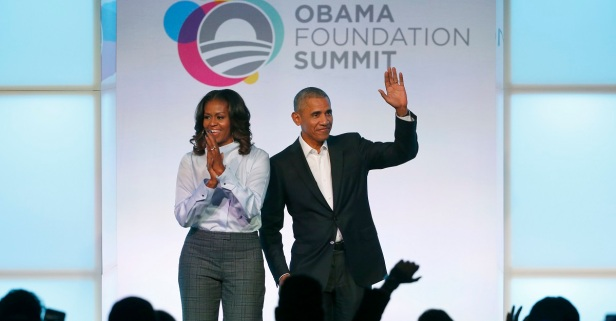 Could Barack Obama be returning to politics?