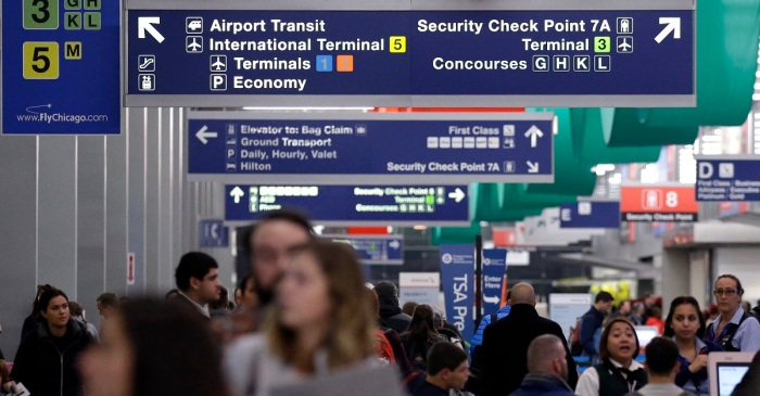 Disease Alert: If you've been to O'Hare last week, you may have been exposed to Measels