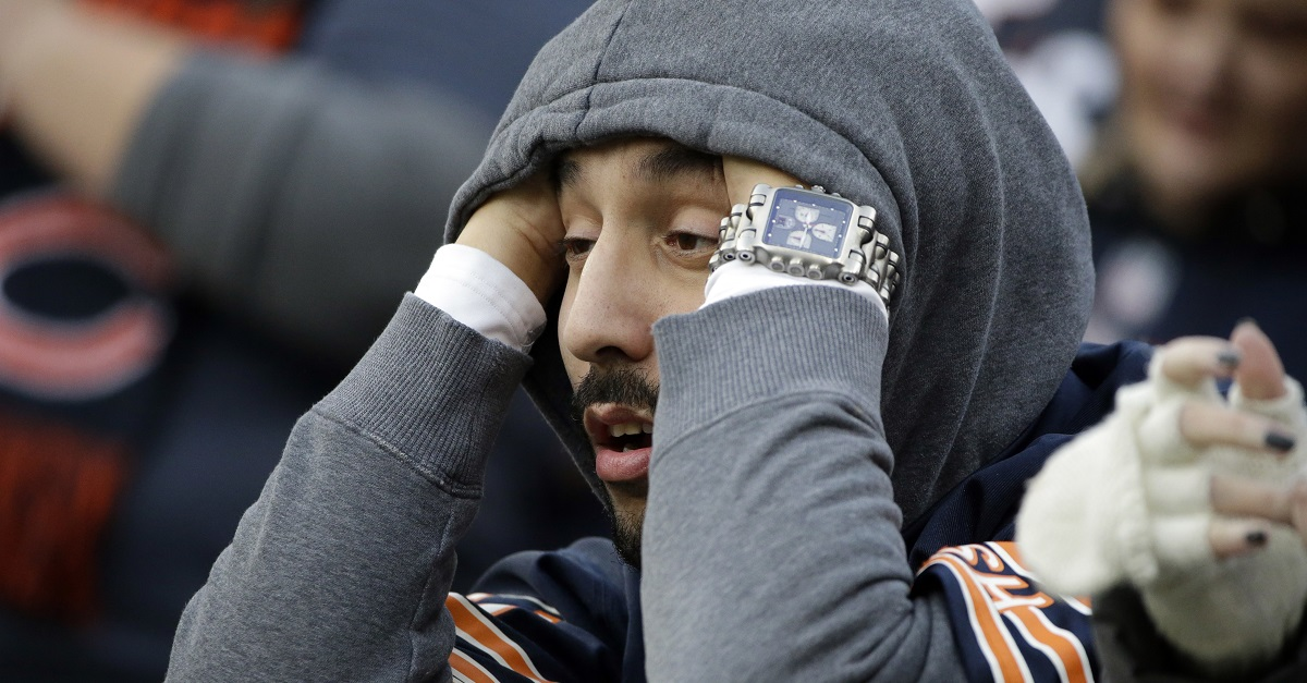 After a disappointing season, the Chicago Bears have already named a new head coach