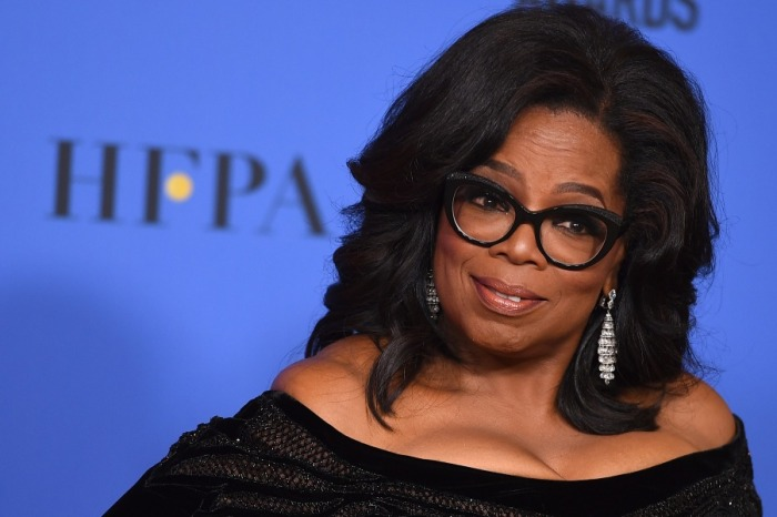 It's not crazy to think Oprah could run for president—or just about anyone else at this point