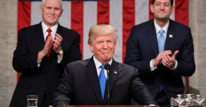 Trump's State of the Union was a home run for so many Americans