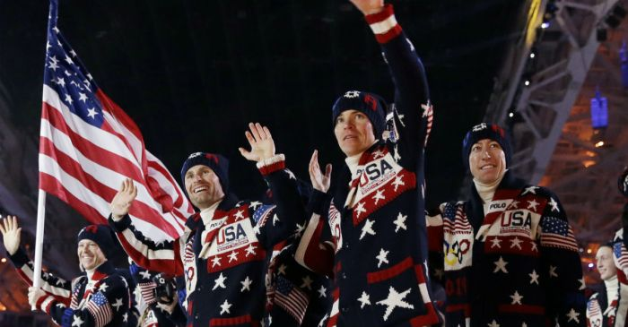 The U.S. won't be backing down from North Korea at the Olympics — this is who's leading our athletes
