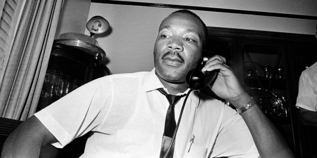 The U.S. government that spied on Martin Luther King, Jr. has no problem spying on you too