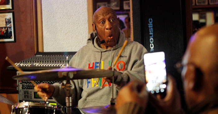 Bill Cosby went on stage for the first time in a long time, and the reaction was surprising