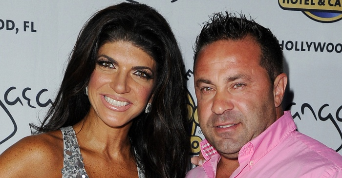 Teresa Giudice reveals the one good thing that's come out of Joe's prison sentence